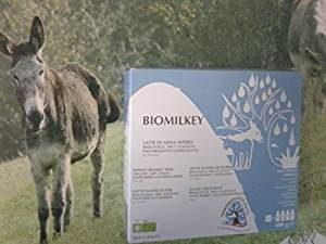 BIOMILKEY - eselsmilch pulver 400 g (2 x 200 g) Image